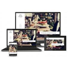 Сайт для Ресторана или Кафе