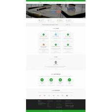 Basis - адаптивный корпоративный сайт
