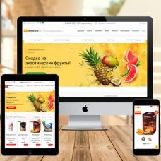 Fresh: интернет-магазин продуктов питания,фермерские продукты и др.