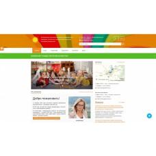 SIMAI: Сайт детского сада – адаптивный с версией для слабовидящих