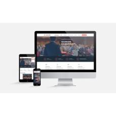 ConfLanding Сайт конференции, семинара, мастер-класса, вебинара