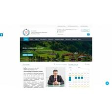 SIMAI: Сайт совета муниципальных образований – адаптивный с версией для слабовидящих