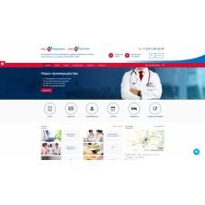 SIMAI: Сайт РЖД медицина – адаптивный с версией для слабовидящих
