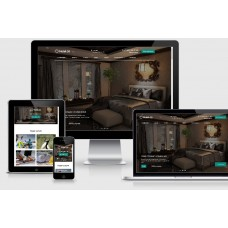 Hotel.GS – сайт базы отдыха, отеля, сети апартаментов
