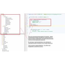 Организация API + REST