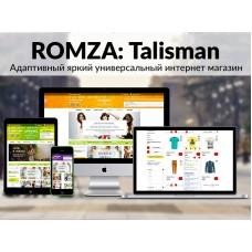 ROMZA: Talisman — магазин одежды и обуви