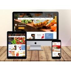 Lavka - магазин доставки еды:пицца,суши и др.