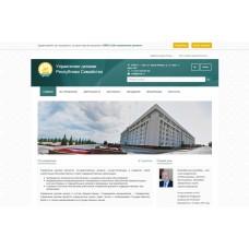 SIMAI: Сайт управления делами – адаптивный с версией для слабовидящих