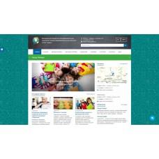 SIMAI: Сайт школы – адаптивный с версией для слабовидящих