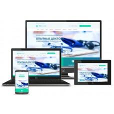 Сайт медицинской клиники Pro Clinic