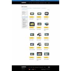 Интернет-магазин гаджетов и навигационных систем