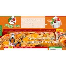 Интернет-магазин доставки суши и пиццы.