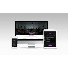 BT: Мультилендинговый адаптивный сайт семинаров/вебинаров (со статьями/блогом)