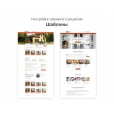 Современный адаптивный сайт агентства недвижимости