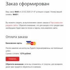 Интернет-эквайринг Тинькофф приём платежей