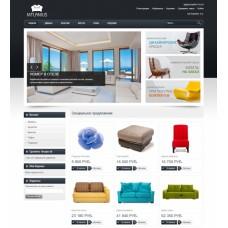 Адаптивный интернет - магазин эксклюзивной мебели