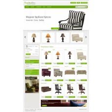 Интернет-магазин современной мебели
