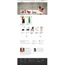Fashion Store - адаптивный интернет-магазин одежды, обуви, аксессуаров