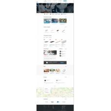 Production: современный сайт производственной фирмы