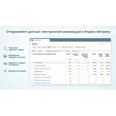 Электронная коммерция для Яндекс.Метрики, Google Analytics и Facebook (Ecommerce)