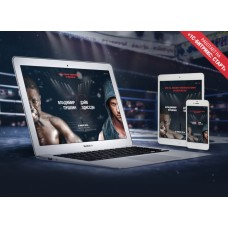 whatAsoft: Промо-сайт соревнования, боя, поединка
