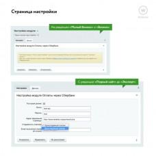 Интернет-эквайринг Сбербанк РФ (прием платежей)