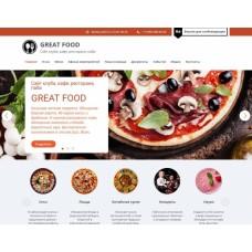 Мибок: Сайт клуба, кафе, ресторана, паба