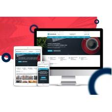 Некстайп: Корпорация – корпоративный сайт с корзиной и мультирегиональностью
