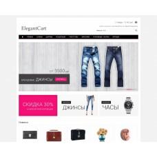 Адаптивный интернет-магазин одежды и аксессуаров