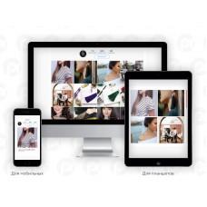 PR-Volga: Адаптивный компонент для вывода фотографий из Instagram по логину или хэштегу 2019.