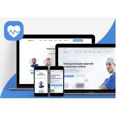 Иннова: MedLand - лендинг медицинского центра